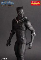 """Crazy Toys 12"""" size Black Panther Statue Figurines"""