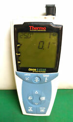10435 Thermo Scientific Ph/cond/do Portable Electrolyte Analyzer Orion 5 Star
