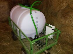 Water Wagon to fill water troughs water plants or anything in remote location