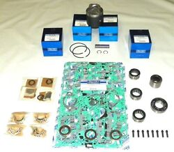 Chrysler / Force 120 Hp 96-99 Top Guided Rebuild Kit - .010 Size - 100-210-41