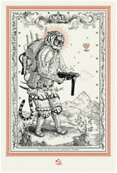 What Do We Do With Opposable Thumbs Tiger Ravi Zupa