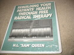Building Patients Health Free Radical Therapy Audiobook H.l. Sam Queen