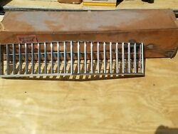 Nos Gm 1973 74 75 Cadillac Grill Oem Coupe Sedan Deville 1600884