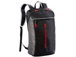 New Genuine Porsche Racing Collection Backpack Back Pack Oem Wap0354500h
