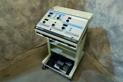 Conmed 7550 + Abc Modes Electrosurgical Generator With Ipx7 Foot Pedal