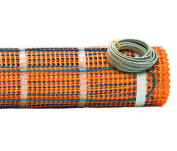 Suntouch Tapemat Radiant Floor Electric Heating Warming Mat 2and039 Wide 120v / 240v
