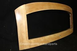 1948-50 Packard Upper Tailgate Woody Window Frame - Reproduction - Nice