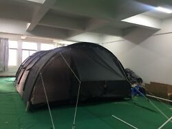Waterproof 6-30 Person Family Camping Yard Lawn Beach Tunnel Tent Huge New
