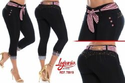 Lujuria Jeans Colombianoscolombian Push Up Jeanslevanta Colausa Size 7