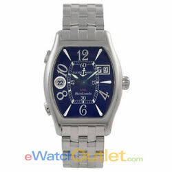 Ulysse Nardin Michael Angelo UTC Dual Time Blue Dial Gents 223-68-7583