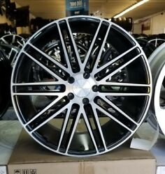 20 Inch Staggered Element Wheels And Tires Fit Mbz Audi Vw Asanti Forgiato Dub