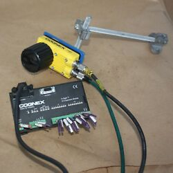 Cognex In-sight 5401 Is5401-10 Rev E Machine Vision Sensor And I/o Expansion Modul