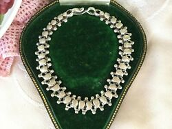 Antique Jewellery Victorian Vintage Sterling Silver Chain Bracelet Jewelry