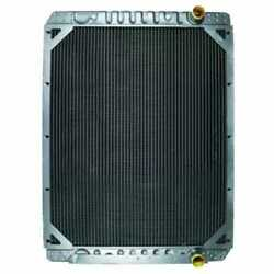 Radiator Compatible With Case Ih 1688 2144 2188 116154a1