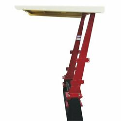 Tractor Canopy And Support Frame With 6 Bolt Mounting Pad - Metal Compatible Wit