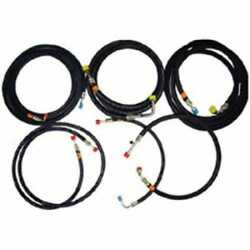 Air Conditioning Hose Line Kit Compatible With International 1460 1440 1480
