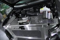 Ford Raptor - Perforated Header Plate With Battery Cover And Fuse Box 2010-2014