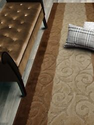 Custom Size Runner Rug Slip Resistant 26 Inch Wide X Your Choice Of Length