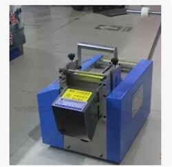 Auto Pipe Cutter Pipe Cutting Machine Ys-300w For Heat-shrink Tube Pipe New Mw