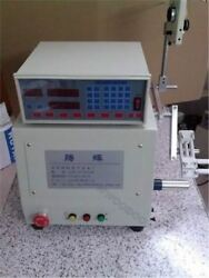 Computer Cnc Automatic Large Torque Coil Winding Machine For 0.03-2mm Wire Ne Gy