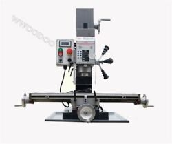 Variable Speed Brushless Dc Motor Milling And Drilling Machine Wmd25v 220v Y To