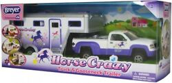Breyer Horse Crazy Small Truck and Trailer (Breyer Stablemates)