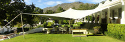 Waterproof Commercial Wedding Event Patio Awning Canopy Bedouin Stretch Tent New