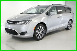 2017 Chrysler Pacifica Limited 2017 Limited New 3.6L V6 24V Automatic FWD MinivanVan Moonroof Premium
