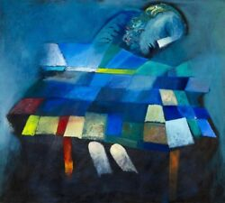 Charles Blackman 'dream Image' Collectable Limited Edition Pigment Print Signed