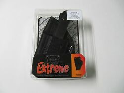 EXTREME BULLDOG HOLSTER SIZE 24 FITS SMALL FRAME REVOLVERS 2