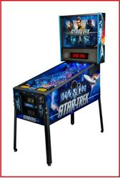 Stern Star trek  Pro  Vault edition Pinball Machine  FREE SHIPPING  Ships Today