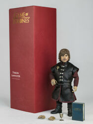Game Of Thrones Tyrion Lannister Peter Dinklage Action Figure 1/6 Threezero Rare