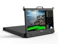 17.3 Full Hd Pull-out Rack Monitor With Waveform Vector.