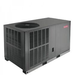 5 Ton Goodman 15.5 SEER R410A Two-Stage Heat Pump Packaged Unit (GPH16 Series)