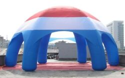 Inflatable Commercial Lawn Yard Patio Awning Marquee Spider Tailgating Tent New