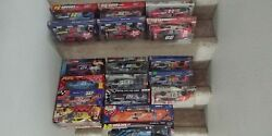 164 Diecast Nascar Racing Collectibles Action By Lionel Lot Of 10 Cars Nib. 7d