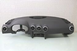 2010 08-10 AUDI TT TTS 2.0L COUPE DASHBOARD DASH PANEL W AIRBAG