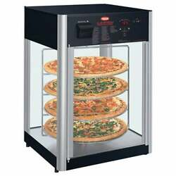Humidity Controlled Hot Food Display Case - Rotating Rack