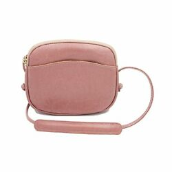 Genuine Leather Small Crossbody Bag for Women Girls Cell Phone Purse Wallet L...