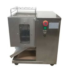 New 110v Qsj-t Shredded Meat Cutting Machine With 3mm Blade And Double Motors