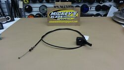 Oem Yamaha 1997-99 Wave Runner Gp Xl 1200 Throttle Cable With Lever Pwc Jet Ski
