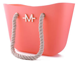 Marino Large Beach Tote Bag For Women Durable Silicone Waterproof and SandProof