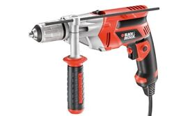 New Black Decker Kr703k Percussion Hammer Drill 220-240 Volts Overseas Use Only