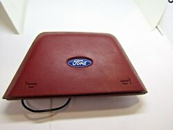 E4fz-13a805-cf Ford Steering Wheel Horn Pad Red Fits 1984 1985 1986 New Nos