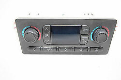 Hummer H2 Climate Control  OEM Replacement 03 04 05 06 07