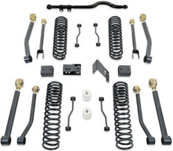 Maxtrac K889745a 4.5 Coil Lift Kit For 2007-2016 Jeep Wrangler Jk 2wd/4wd