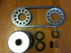 Viscous Clutch And Morse Chain W/sprockets W/seals - Jeep Grand Cherokee Np247