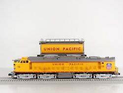 Lionel O Scale Union Pacific UP Veranda Turbine and Aux Tender Item 6-18149