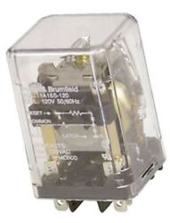 DPDT Plug In Latching Relay 10 A 120V ac For Use In General Purpose Application