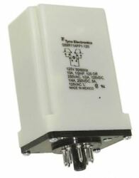 DPDT Plug In Latching Relay 15 A 120V ac For Use In General Purpose Application